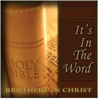 "Buy ""It's In The Word"""